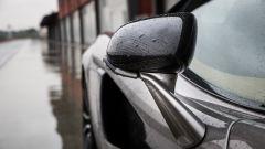 McLaren 570S, specchio retrovisore