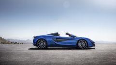 McLaren 570S Spider: vento tra i capelli ad alta velocità - Immagine: 7