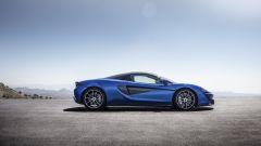 McLaren 570S Spider: vento tra i capelli ad alta velocità - Immagine: 8