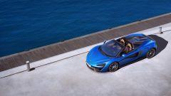 McLaren 570S Spider: vento tra i capelli ad alta velocità - Immagine: 9