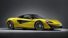 McLaren 570S Spider: vento tra i capelli ad alta velocità - Immagine: 17