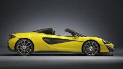 McLaren 570S Spider: vento tra i capelli ad alta velocità - Immagine: 18