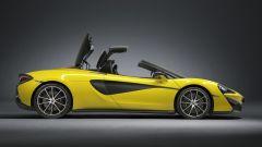 McLaren 570S Spider: vento tra i capelli ad alta velocità - Immagine: 19