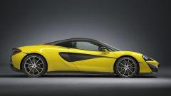 McLaren 570S Spider: vento tra i capelli ad alta velocità - Immagine: 20