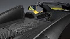 McLaren 570S Spider: vento tra i capelli ad alta velocità - Immagine: 23
