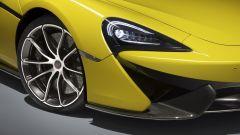 McLaren 570S Spider: vento tra i capelli ad alta velocità - Immagine: 27