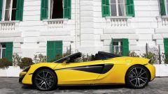McLaren 570S Spider: un sogno a cielo aperto su quattro ruote - Immagine: 6