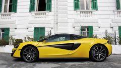 McLaren 570S Spider: un sogno a cielo aperto su quattro ruote - Immagine: 8