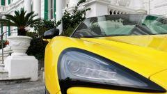 McLaren 570S Spider: un sogno a cielo aperto su quattro ruote - Immagine: 14