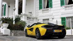 McLaren 570S Spider: un sogno a cielo aperto su quattro ruote - Immagine: 13