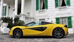 McLaren 570S Spider: un sogno a cielo aperto su quattro ruote - Immagine: 18