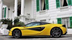 McLaren 570S Spider: un sogno a cielo aperto su quattro ruote - Immagine: 19