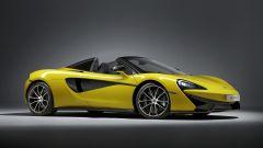 McLaren 570S Spider: un sogno a cielo aperto su quattro ruote - Immagine: 21