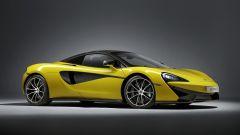 McLaren 570S Spider: un sogno a cielo aperto su quattro ruote - Immagine: 22