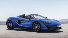 McLaren 570S Spider: un sogno a cielo aperto su quattro ruote - Immagine: 33