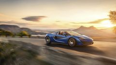 McLaren 570S Spider: un sogno a cielo aperto su quattro ruote - Immagine: 48
