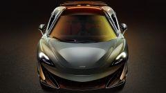 McLaren 600 LT: come dice il nome, 600 cv tondi, per lei