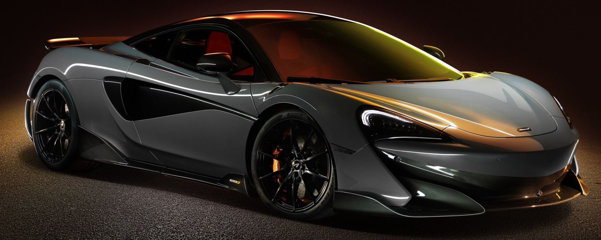McLaren 600 LT: la quarta McLaren Long Tail