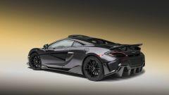McLaren 600LT by MSO: incazzata nera - Immagine: 3