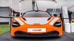 McLaren 720S: a Goodwood è fatta con i Lego