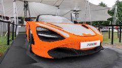 McLaren 720S: a Goodwood è fatta con i Lego - Immagine: 2