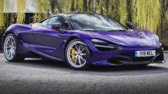 McLaren 720S anteriore