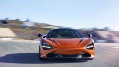 McLaren 720S in azione