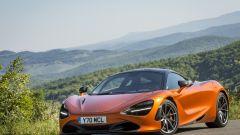 McLaren 720S: la prova della supercar aliena - Immagine: 12