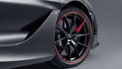 McLaren 720S Stealth, i cerchi di MSO