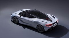 McLaren 720S: vista 3/4 posteriore