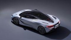 McLaren 720S vista a tre quarti