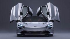 McLaren 720S: vista frontale