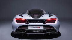 McLaren 720S vista posteriore