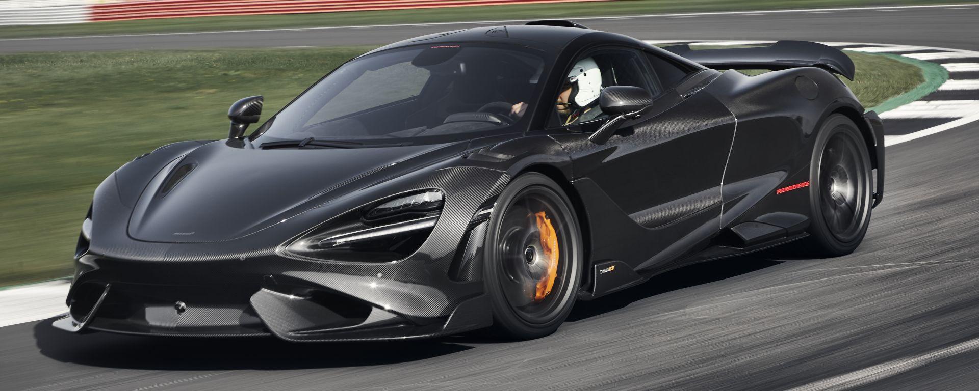 McLaren 765LT: la supercar entra ora in produzione ma... è già finita