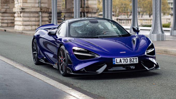 McLaren a MIMO 2021: la McLaren 765LT