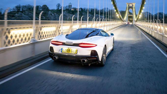 McLaren a MIMO 2021: la McLaren GT