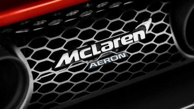McLaren Aeron: ibrida? Elettrica?