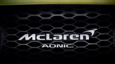 McLaren Aonic: che genere di modello?