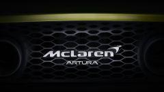 McLaren Artura in vendita da metà 2021