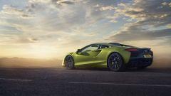 McLaren Artura: visuale posteriore