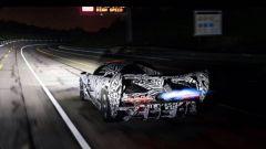 McLaren BC-03: foto spia