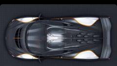 McLaren BC-03: vista dall'alto