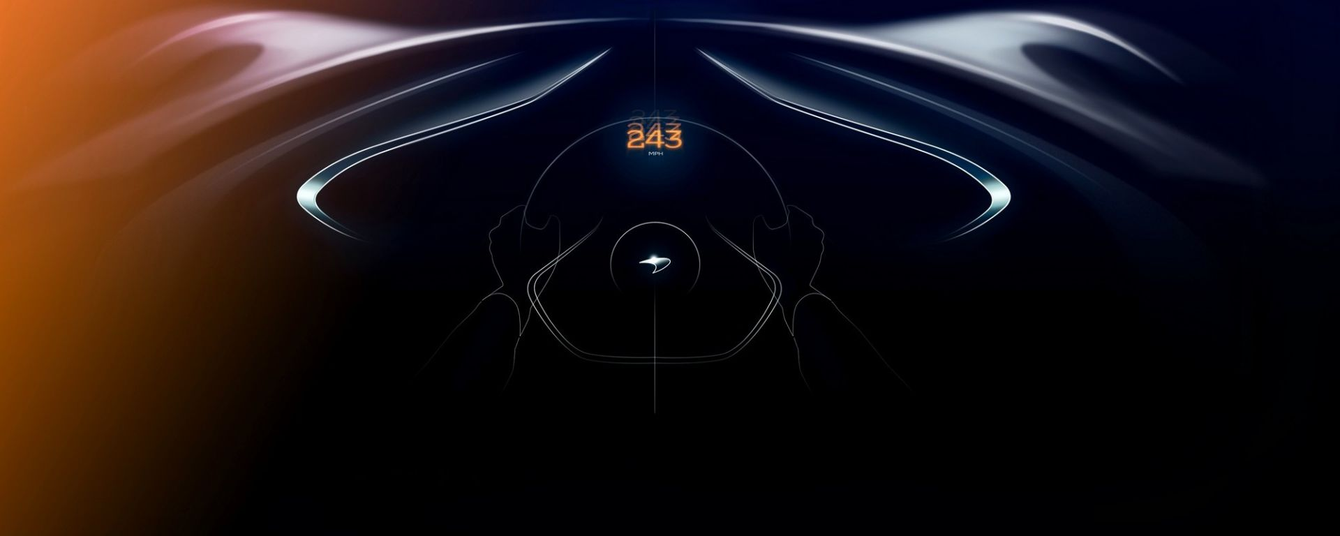 McLaren BP23 Hyper GT: oltre i 391 km/h