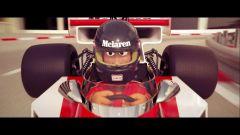 McLaren celebra James Hunt con il 4 episodio di Tooned - Immagine: 7