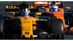 McLaren e Renault