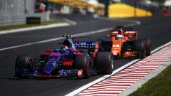 F1 2017: McLaren-Renault e Toro Rosso-Honda, ecco le novità del 2018