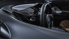 McLaren Elva, scocca in fibra di carbonio
