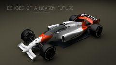 McLaren F1 Concept  - Immagine: 2