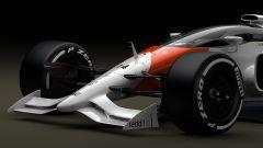 McLaren F1 Concept  - Immagine: 6
