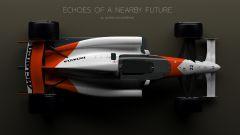 McLaren F1 Concept  - Immagine: 3